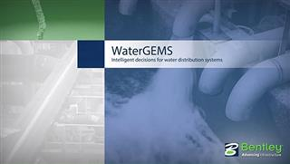 مدلسازی ایستگاه پمپاژ در شبکه توزیع آب با استفاده از نرم افزار WaterGEMS