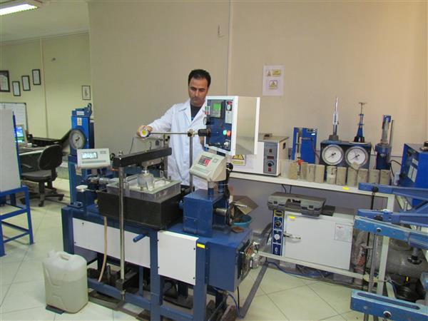 تجهیزات آزمایشگاهی ژئوتکنیک و آب  و خاک