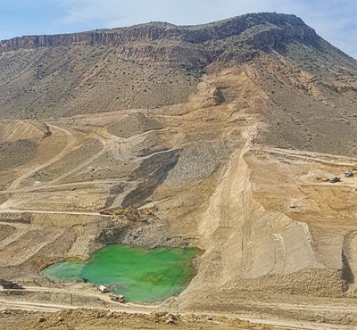 سد Vedi ارمنستان